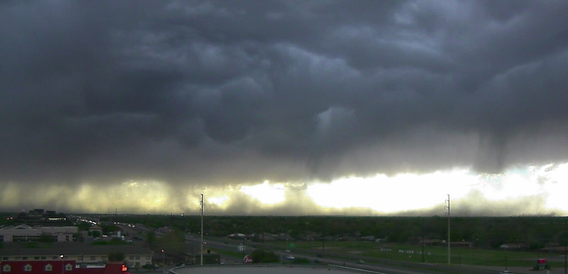 Awesom Storm Front That Darkened >> Thunderstorms Weather Wiz Kids