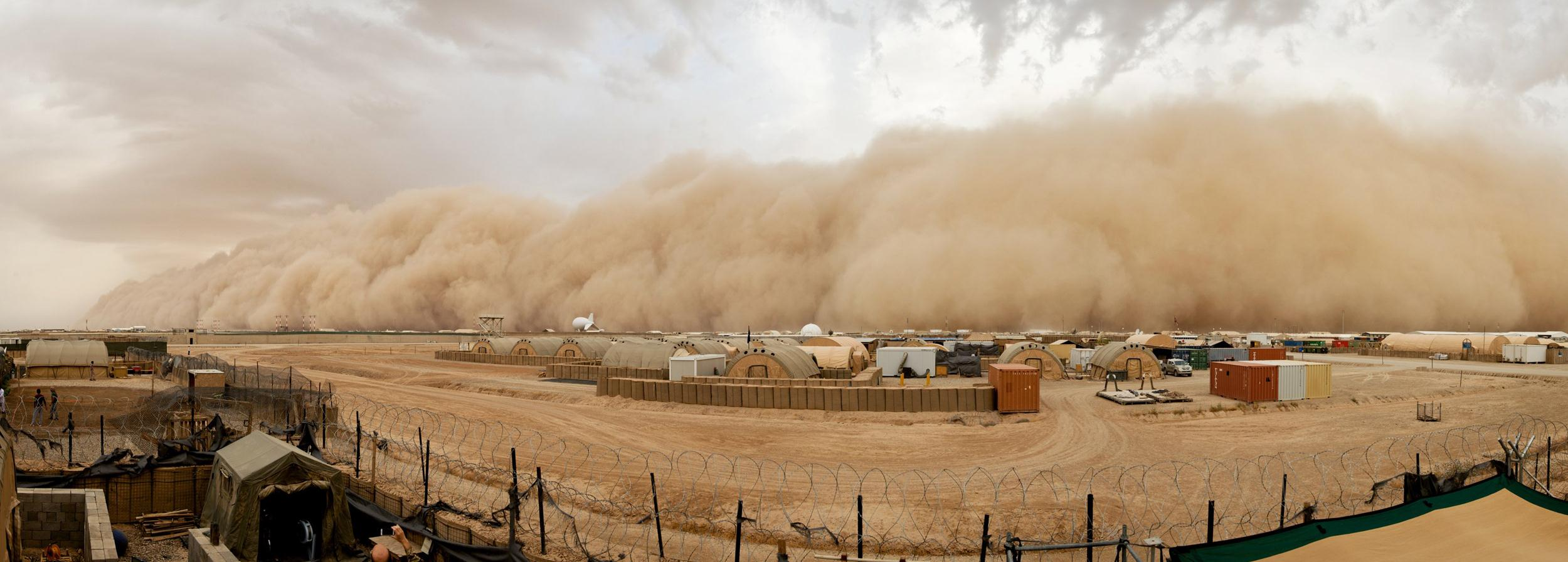 How to Prepare for a Dust Storm pictures